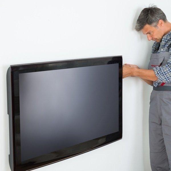 "MOYO Монтаж телевизора до 60"" на стену фото"