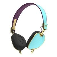 Наушники Skullcandy Knockout Robin/Smoked Purple/Gold
