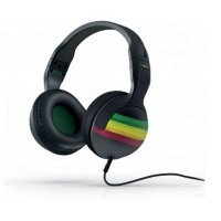 Наушники Skullcandy Hesh 2 Rasta/Green/Black