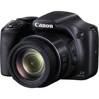 Фотоаппарат CANON PowerShot SX530 HS Black (9779B012)