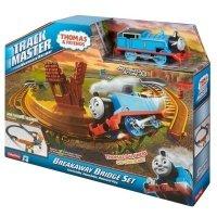 Игровой набор Thomas & Friends Приключения на разрушенном мосту (CDB59)