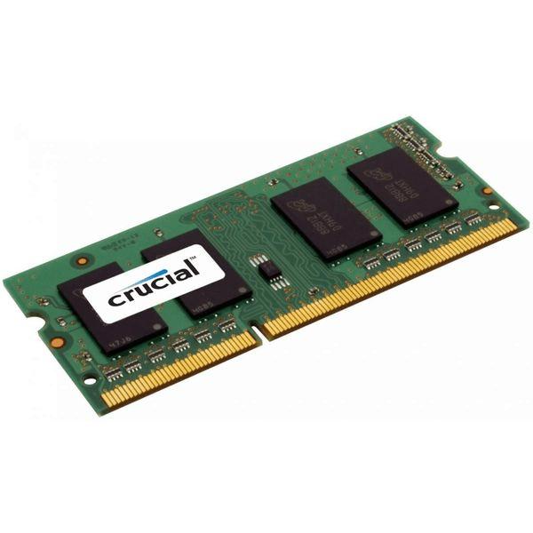 Купить Память для ноутбука Micron Crucial DDR3 1600 4Gb для Mac (CT4G3S160BMCEU)