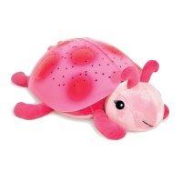 Ночник-проектор Cloud B Twilight Ladybug Pink (7353-PK)