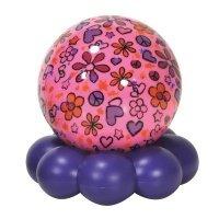 Мини-ночник Cloud B Groovy Globe Pink (7452-GPFH)