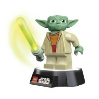 Фонарик-ночник LEGO Star Wars Yoda (LGL-TOB6-BELL)