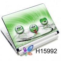 Наклейка на ноутбук Easy Link H15992 смаил