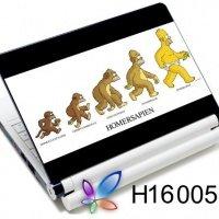 Наклейка на ноутбук Easy Link H16005 гомер