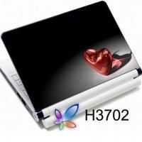 Наклейка на ноутбук Easy Link H3702 сердце