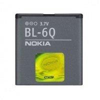 Аккумулятор МС Nokia BL-6Q