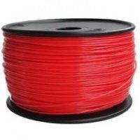 Нить ABS красный 1 кг 3 мм (ABS38)