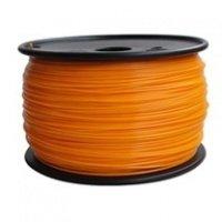 Нить PLA оранжевый 1 кг 3 мм (PLA26)