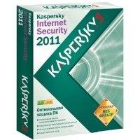 Антивирус Kaspersky Internet Security 2011 2 Desktop Box (KL1837LBBFS)
