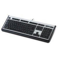 Клавиатура Genius SlimStar 100 USB CB (31300705114)