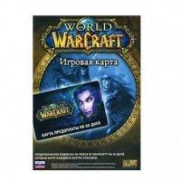Игра PC Games Карточка предоплаты World of Warcraft (рус)