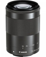 Объектив Canon EF-M 55-200 4.5-6.3 IS STM Black (9517B005)