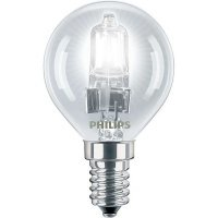 Лампа галогенная Philips E14 42W 230V P45 CL 1CT/20 EcoClassic
