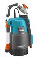 Насос Gardena 4000/2 автоматический, для резервуаров с дождевой водой
