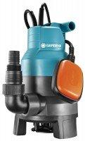 Насос для грязной воды Gardena 6000 Classic с поплавком