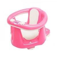 Сиденье для купания OK Baby Flipper Evolution розовое (37990040/66)