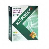 Антивирус Kaspersky Internet Security 2011 2 Desktop Обновление BOX (KL1837LBBFR)