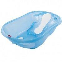 Детская ванночка OK Baby ONDA EVOLUTION голубая (38085535)