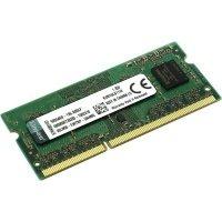 Пам'ять для ноутбука Kingston DDR3 1600 4GB 1.35V Retail (KVR16LS11/4)