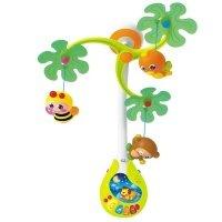 Музыкальный мобиль Huile Toys Веселый остров (818)