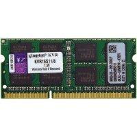 Пам'ять для ноутбука Kingston DDR3 1600 8GB 1.5V Retail /8)