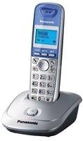 Телефон Dect Panasonic KX-TG2511UAS Silver