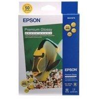 Фотобумага EPSON Premium Glossy Photo Paper, 20л. (C13S041287)