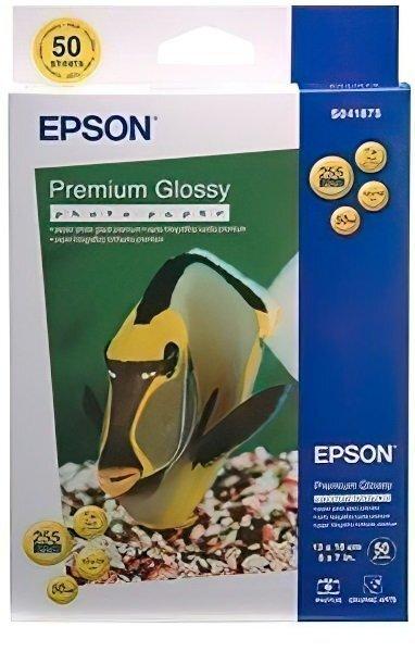Фотобумага EPSON Premium Glossy Photo Paper, 50л. (C13S041624) фото