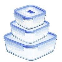 Набор контейнеров Luminarc Pure Box Active 3 пр. (H7685)