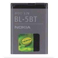 Аккумулятор МС Nokia BL-5BT
