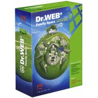 Антивирус Dr.Web Family Space 3 ПК, 12 мес (BFW-W12-0003-6)