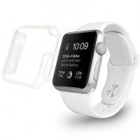 Чехол-бампер Ozaki O!coat Crystal Case Apple Watch 42cm