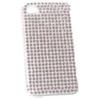 Чехол ACC для iPhone 4 силиконовый Diamond Crystal
