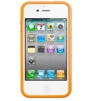 Чехол к iPhone 4G ACC Orange Бампер 4G MC672 ZM