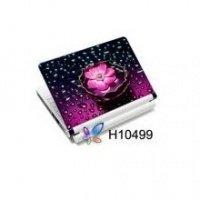 Наклейка на ноутбук Easy Link H10499 Рожева квітка