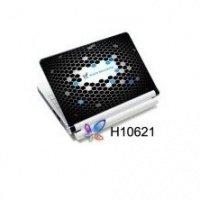 Наклейка на ноутбук Easy Link H10621 Чорні соти