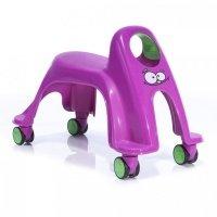 Детская каталка ToyMonster Whirlee лиловый неон (RO-SNW-PG)