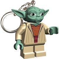 Брелок-фонарик LEGO Star Wars Yoda (LGL-KE11)