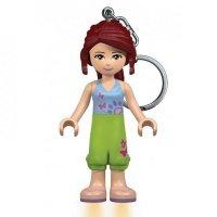 Брелок-фонарик LEGO Friends Миа (LGL-KE22 M-6-BELL)