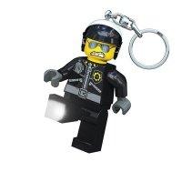 "Брелок-фонарик LEGO Movie Плохой коп"" (LGL-KE46-BELL)"