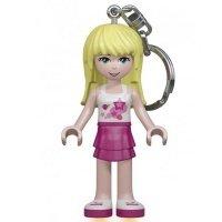 Брелок-фонарик LEGO Friends Стефани (LGL-KE22 S-6-BELL)