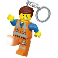 Брелок-фонарик LEGO Movie Эммит (LGL-KE47-BELL)