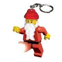 Брелок-фонарик LEGO Санта Клаус (LGL-KE25-BELL)