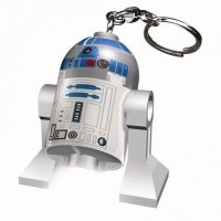 Брелок-фонарик LEGO Star Wars R2-D2 (LGL-KE21-BELL)