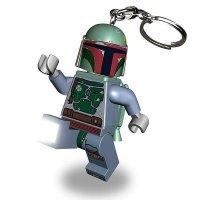 Брелок-фонарик LEGO Star Wars Boba Fett (LGL-KE19-BELL)
