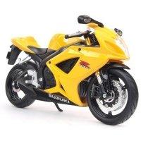 Модель мотоцикла MAISTO 1:12 Suzuki GSX-R600 (31101-7)