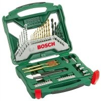 Набор бит и сверл Bosch X-line 50